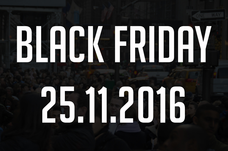 Black Friday sklepy 2016