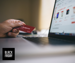 Zakupy online podczas Black Friday
